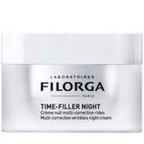 Time-filler creme night corretor de rugas de noite 50ml