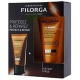 Filorga Uv-bronze fluido solar spf50 40ml + uv-bronze after-sun 50ml
