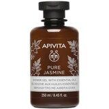 Apivita Pure jasmine gel de banho 250ml