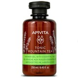 Apivita Mountain tea gel de banho 250ml