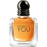 Emporio armani stronger with you eau de toilette homem 50ml