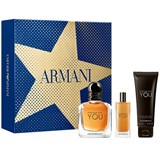 Giorgio Armani Coffret emporio armani stronger with you intensely 50ml+15ml+gel de duche 75ml