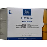 night renew soft peeling skin renewal, moisturising and cell repair 30ampules