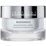 Institut Esthederm Radiance creme desintoxicante e iluminador de rosto, pescoço e decote 50ml