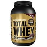 total whey proteína sabor chocolate 1kg (validade 02/2021)