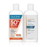 Ducray Anaphase+ shampoo estimulante antiqueda 2x400ml