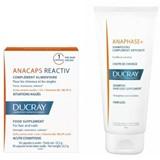 anacaps reactiv reactional hair loss 30 capsules + shampoo 200ml