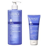 Uriage Baby 1ère eau 1000ml offers 1st cleasing cream 200ml
