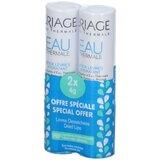 Uriage Duo stick labial para lábios secos 2x4g
