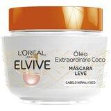 elvive óleo extraordinário máscara de cabelo 300ml