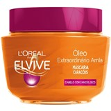 elvive extraordinary oil hair mask for curly dry hair 300ml