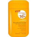 photoderm max aquafluide pocket spf50+ sensitive skin 30ml
