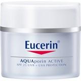 Eucerin Aquaporin active creme hidratante fps25 50ml