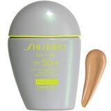 Shiseido Sports bb spf50+ wetforce solar com cor medium dark 30ml