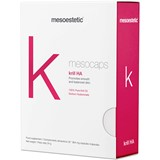 Mesocaps krill ha suplemento promotor de pele suave e equilibrada 30caps