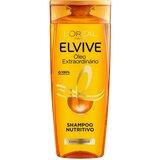 elvive óleo extraordinário shampoo nutritivo 400ml