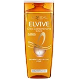 elvive extraordinary oil light nourishing shampoo 400ml