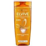 elvive óleo extraordinário shampoo nutritivo leve 400ml