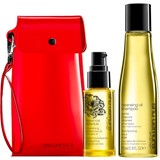 travel kit: shampoo em óleo suave 75ml + essence absolue óleo de camélia 30ml