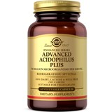 advanced acidophilus plus probiotic food supplement 60capsules