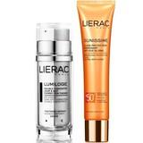 Lierac Lumilogie duplo concentrado 30ml + sunissime fluido rosto spf50 40ml