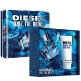 coffret only the brave edt 35ml + gel de duche 50ml