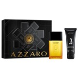 gift set azzaro pour homme edt 100ml+shampoo 100ml+after-shave balm 50ml