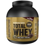 Gold Nutrition Total whey proteína sabor chocolate 2kg  (validade 04/2021)