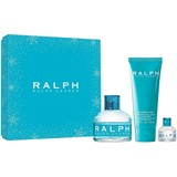gift set ralph eau de toilette 100ml+edt 7ml+goodbye dry lotion 100ml