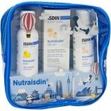 travel kit nutraisdin zn 40 20ml + loção corpo 50ml + gel-shampoo banho 50 ml