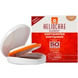 Compacto mineral spf 50 pele seca claro 10g