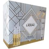 coffret cica-filler sérum antirrugas reparador 3x10ml + gel creme 40ml + bolsa