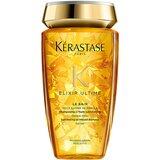 Elixir ultime bain shampoo brilho e leveza 250ml