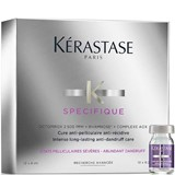 specifique ampoules cure anti-dandruff 12x6ml