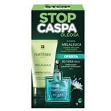 melaleuca shampoo caspa oleosa 150ml + astera fresh fluido 3ml