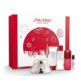 Shiseido Coffret creme 50ml+espuma 15ml+treat.30ml+ultimune 10ml