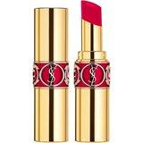 Yves Saint Laurent Rouge volupté shine batom 84 red cassandre 4g