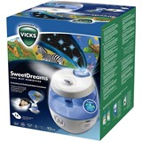 sweetdreams cool mist humidifier with projector