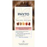 phytocolor permanent hair dye 7 blonde