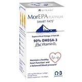 Minami Nutrition Morepa platinum smart fats 30 cápsulas  (validade 05/2021)