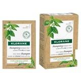 ortiga bio shampoo máscara 2 em 1 com argila 8 x3g