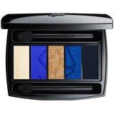 Lancome Hypnose paleta de olhos 5 cores 15 bleu hypnôtique