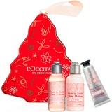 gift set shower gel 35ml+ body milk 35ml+hand cream 10ml