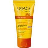 Uriage Bariésun creme protetor solar com cor claire spf50 50ml