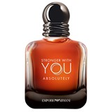 emporio armani stronger with you absolutely eau de parfum homem 50ml