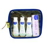Mustela Bolsa de viagem com os indispensáveis em azul