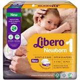 diapers newborn (2-5kg) pack 24 units