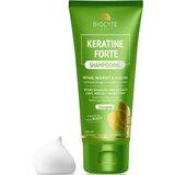 keratine forte shampoo reparador 200ml