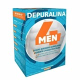 Depuralina 4men queima de gorduras e aumento massa muscular 60cápsulas (validade 06/2021)