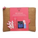 bee sun safe as/aa defense sp50 50ml+ sea lavender mask 8ml+aquabeelicious 10ml